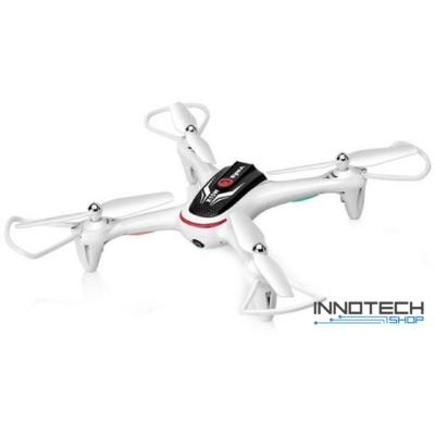 Syma X15W Wifi FPV élőképes kamerás drón quadcopter (720p HD 2.4GHz magyar útmutatóval) - fehér
