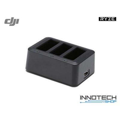 Akkumulátor töltő állomás DJI Tello drónhoz - Ryze Tech Tello Part 9 Battery Charging Hub akku töltő