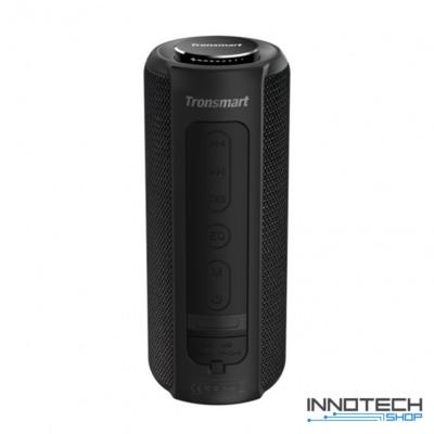 Tronsmart Element T6 Plus SoundPulse hordozható bluetooth hangszóró hangfal - FEKETE