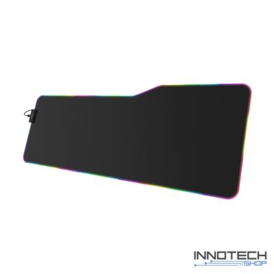 Hama uRage RGB Led XXL gaming egérpad speed verzió (gamer) (113796)