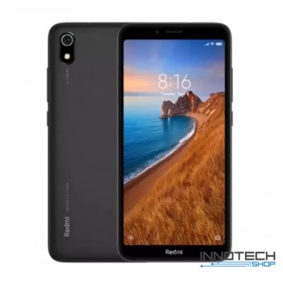 Xiaomi Redmi 7A DualSIM LTE okostelefon - 32GB - 2GB RAM - fekete - Globál verzió