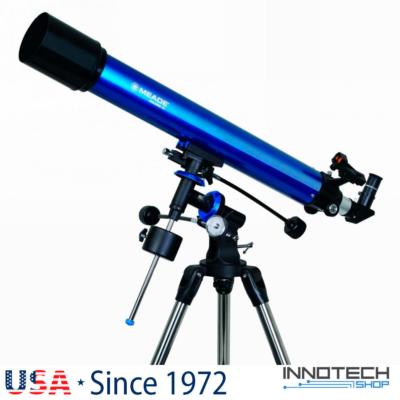Meade Polaris 90mm EQ refraktoros teleszkóp - 71676