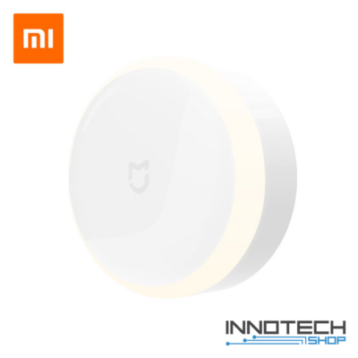 Xiaomi Mi mozgásérzékelős éjjeli irányfény éjszakai LED lámpa EU MJYD01YL fehér