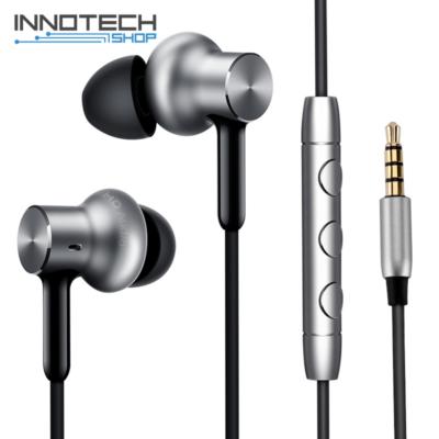 Xiaomi Mi In-Ear Headphones Pro HD - FEKETE/SZÜRKE