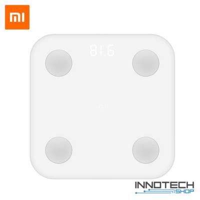 Xiaomi Mi Body Composition Scale - okos mérleg fehér XMMBCS XMTZC02HM (okosmérleg)