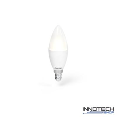 Hama okos led izzó Wifi E14 rgb 4,5 W -szabályozható smart égő - 16 millió szín 32 W egyenértékű (176549)