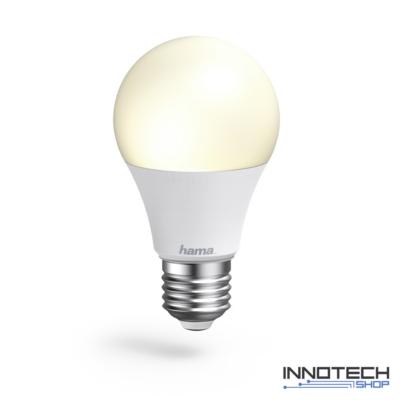 Hama okos led izzó Wifi E27 fehér 10 W - szabályozható smart égő (176550)