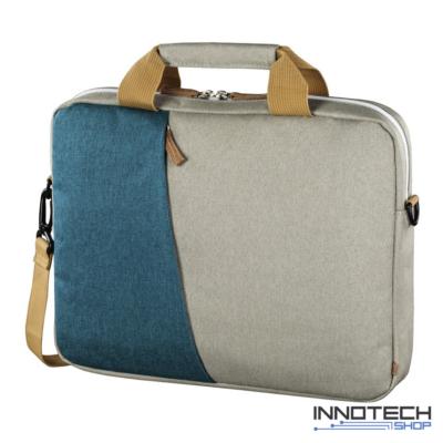 """Hama FLORENCE 15,6"""" notebook / laptop táska - kék - szürke (101573)"""