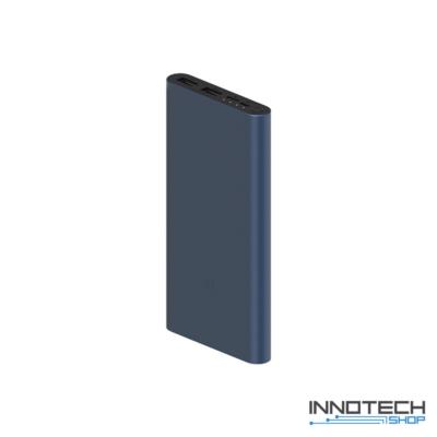 Xiaomi Mi 18W Fast Charger Powerbank 3 – 10000 mAh usb power bank - fekete (XM10KMI18WFCPB3B)
