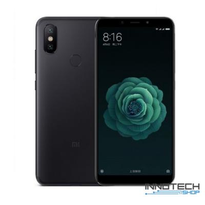 Xiaomi Mi A2 64 GB / 4 GB RAM Dual Sim kártyafüggetlen okostelefon (4G LTE magyar menü) Fekete