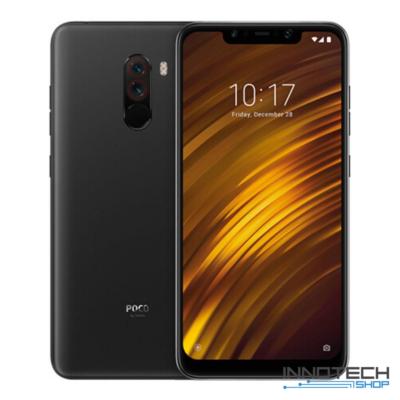 Xiaomi Pocophone F1 64 GB / 6 GB RAM Dual Sim kártyafüggetlen okostelefon (4G LTE magyar menü) Fekete