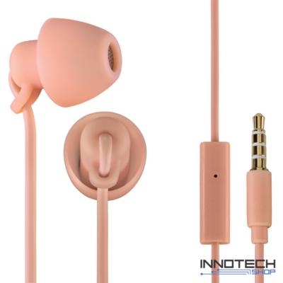 Thomson EAR 3008 LR IN-EAR piccolino fülhallgató és mikrofon headset - pink (132634)