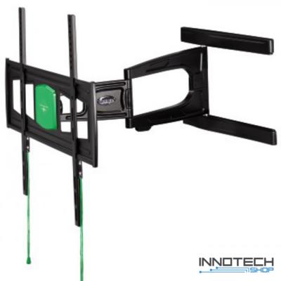 Hama Full Motion 700 x 500 ultra slim falitartó 3 cs 2 karos (fali LCD TV tartó konzol) (108751)