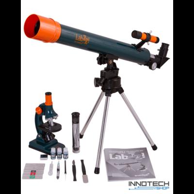 Levenhuk LabZZ MT2 Mikroszkóp és teleszkóp készlet - 69299