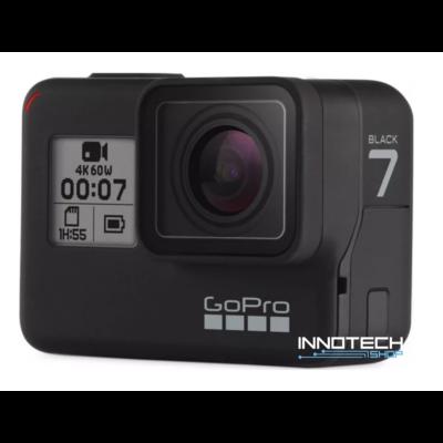 GoPro HERO7 Black akciókamera - Fekete (CHDHX-701-RW)