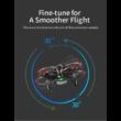 JJRC H56 interaktív drón quadcopter (drone, rc mini quadrokopter gesztus érzékelő vezérléssel) - fehér