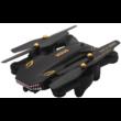 VISUO XS809S Összecsukható Wifi FPV élőképes kamerás drón quadcopter (XS809 S 720P HD kamerás drón) - fekete