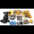 Double Eagle távirányítós építőkészlet játék (419 db, 30 cm) RC sport autó versenyautó építőkocka szett EE Double E CaDa (C51008W)