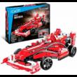 Double Eagle távirányítós építőkészlet játék szett forma 1 sport autó (317 db, 32.0 cm 2.4GHz) RC formula 1 sportautó versenyautó EE Double E CaDa (C51010W)
