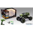 Rock Crawler HB-P1403 Off Road Buggy Hummer 4WD 15km/h sebességű 1:14 33cm RC távirányítós autó (15 km/h HB P1403 versenyautó) - zöld
