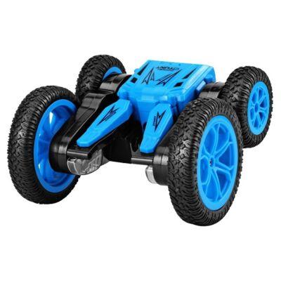 JJRC Q71 Stunt Car 14cm 4WD 2.4GHz RC távirányítós játék kaszkadőr autó - kék