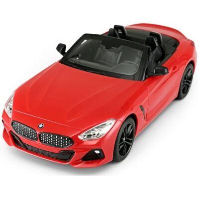 BMW Z4 Roadster 1:14 31cm távirányítós modell autó Rastar 95600 RTR modellautó - piros