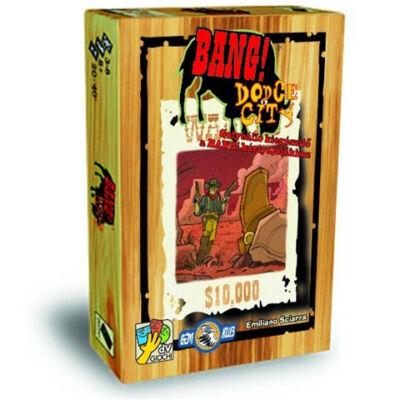 Bang! Dodge City kártyajáték kiegészítő