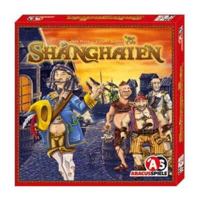 Shanghaien társasjáték
