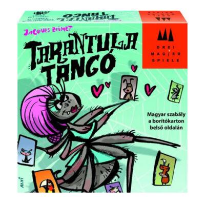Tarantula tangó kártyajáték