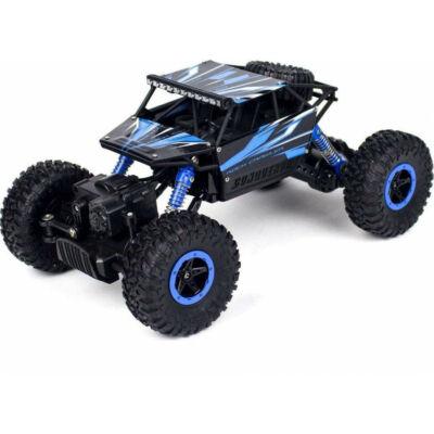 Rock Crawler HB-P1802 Buggy 4WD 10km/h sebességű 1:18 28cm RC távirányítós autó (Off Road 10 km/h Ni-Cd) - kék