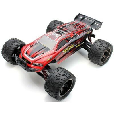 XLH 9116 profi Truggy Racer 2WD 40km/h nagy sebességű 1:12 34cm 2.4GHz RC távirányítós autó (XinLeHong Toys 40 km/h Truggy Racer versenyautó) - piros