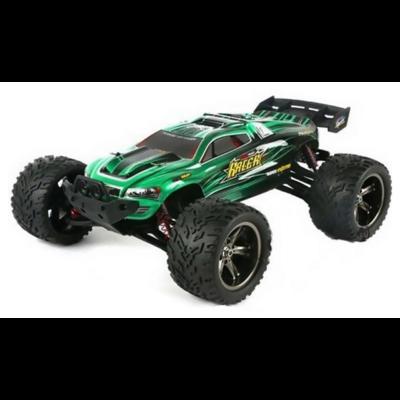 XLH 9116 profi Truggy Racer 2WD 40km/h nagy sebességű 1:12 34cm 2.4GHz RC távirányítós autó (XinLeHong Toys 40 km/h Truggy Racer versenyautó) - zöld