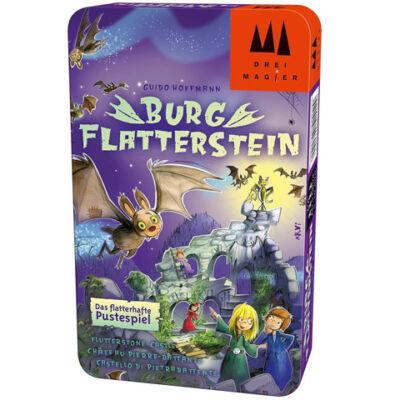 Flatterstein vára fémdobozos társasjáték