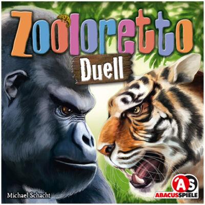 Zooloretto Duell - Párbaj társasjáték