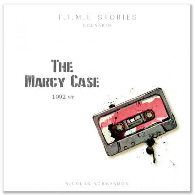 T.I.M.E. Stories: The Marcy Case társasjáték kiegészítő (Angol nyelvű)