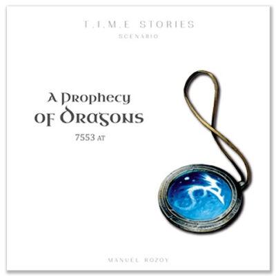 T.I.M.E. Stories: A Prophecy of Dragons társasjáték kiegészítő (Angol nyelvű)