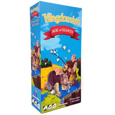 Kingdomino: Age of Giants társasjáték kiegészítő