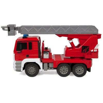 Távirányítós tűzoltókocsi létrával 42 cm 1:20 RC játék tűzoltó autó Double Eagle E517-003 RTR EE Double E