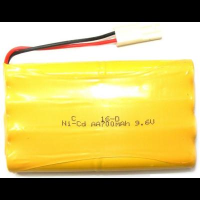 HB Rock Crawler P1001 P1002 P1003 1:10 RC távirányítós autó akku akkumulátor (9,6 V 700 mAh Ni-Cd)