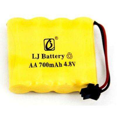 HB Rock Crawler 1:18 P1801 P1802 P1803 RC távirányítós autó akku akkumulátor (4,8V 700 mAh Ni-Cd)