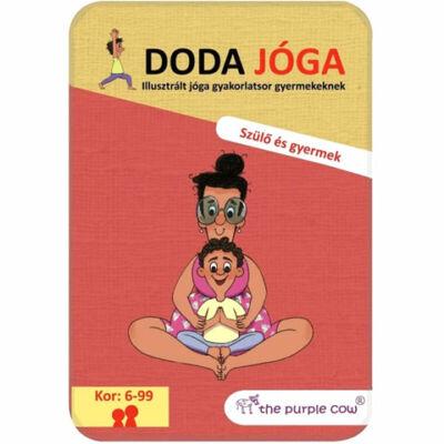 Doda jóga: Szülő és gyermek jóga