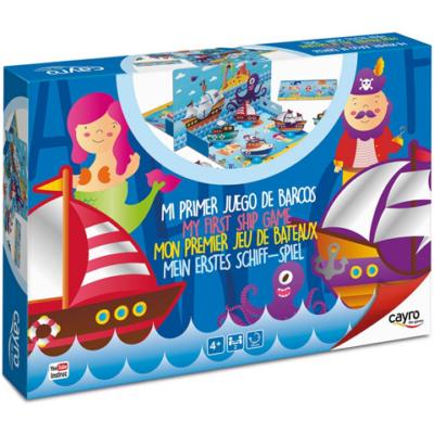 Első hajós játékom társasjáték