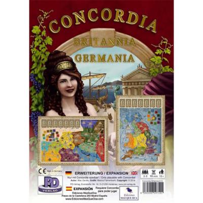 Concordia: Britannia és Germánia társasjáték kiegészítő