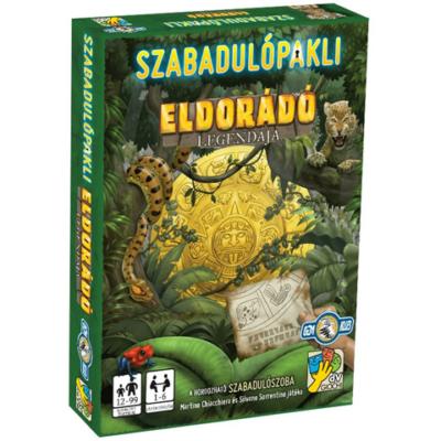 Szabadulópakli: Eldorádó legendája társasjáték