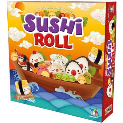 Sushi Roll társasjáték