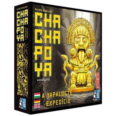 Chachapoya: A Yapalocté expedíció társasjáték kiegészítő